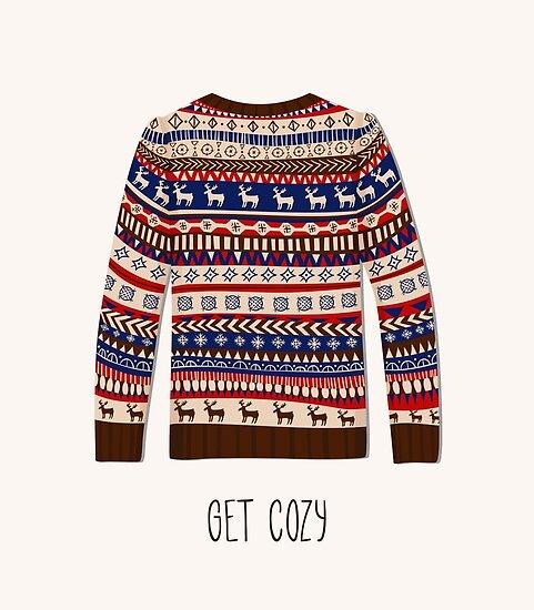 Get cozy by Dinara May