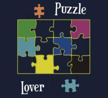 Puzzle Lover Kids Clothes