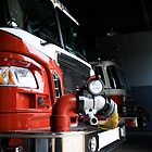 Fire engine red by Cory Smith