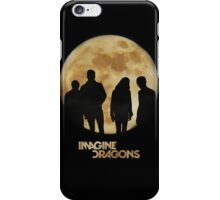 imagine dragons night visions tour iPhone Case/Skin