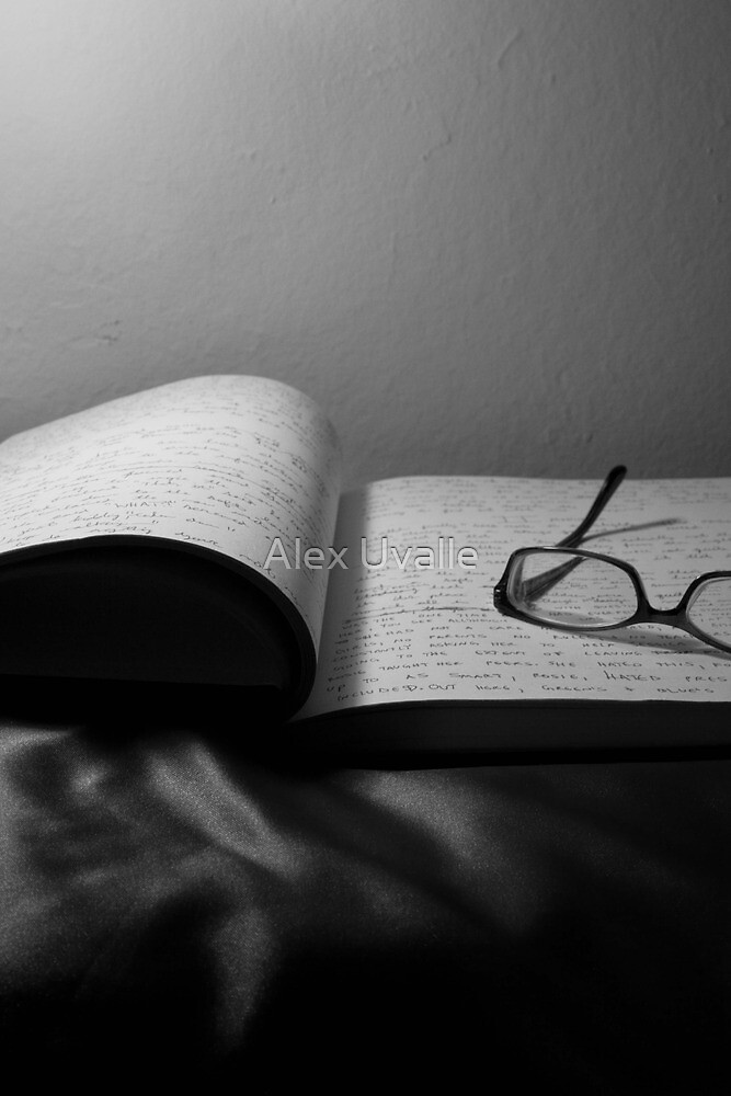 The Reader by Alex Uvalle