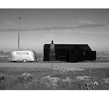 Vista, Dungeness Photographic Print