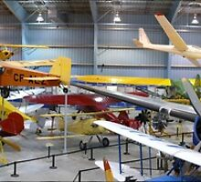 Aviation Hall of Fame...a GigaPan panorama by Darbs