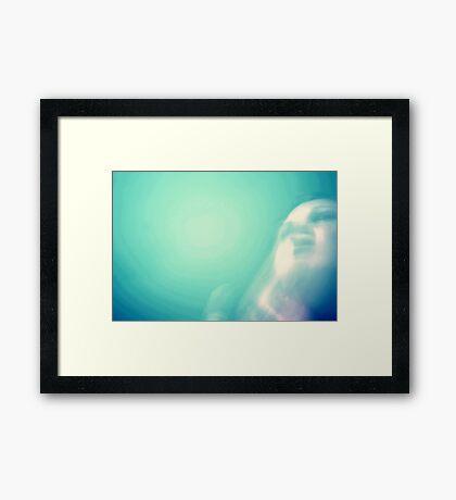 Call My Name Framed Print