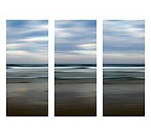 Rainbow Beach at Dusk Photographic Print