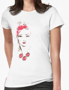 Lipstick Girl Z T-Shirt