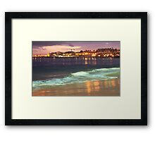 Cascais Bay Framed Print