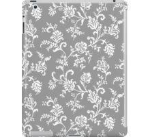 Antique Vintage Floral Leaf Pattern iPad Case/Skin