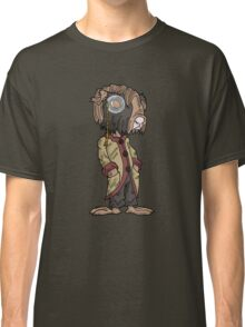 the guinea pig murders 4: professor wimbly... Classic T-Shirt