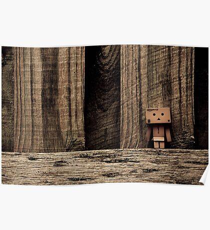 "Danbo - New ""Ranbo Wood"" Poster"