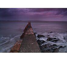 Pier- East Cork Photographic Print