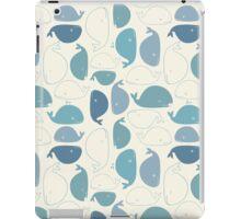 yay whales! iPad Case/Skin