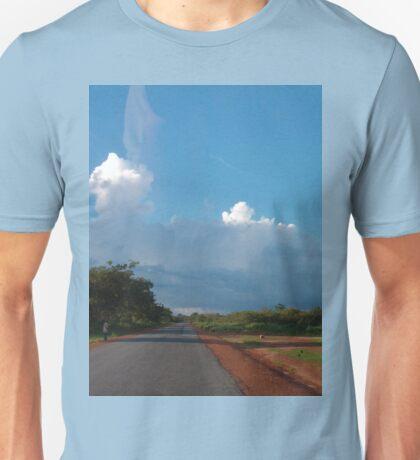 a beautiful Guinea-Bissau landscape Unisex T-Shirt