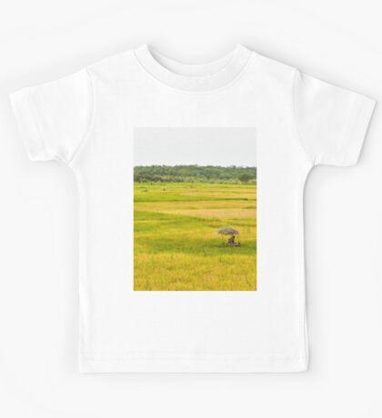 a wonderful Guinea-Bissau landscape Kids Tee