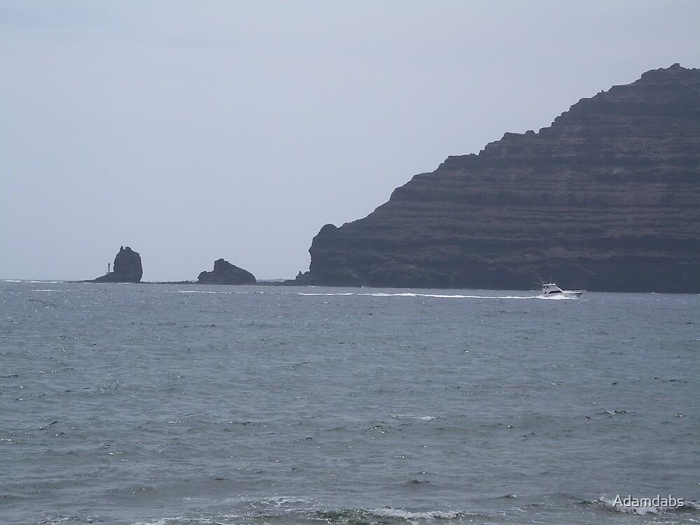 Punta Fariones, Lanzarote, Canary Islands by Adamdabs