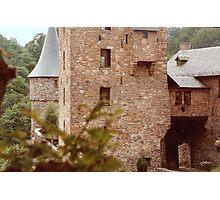 Reinhardstein Castle - Belgium Photographic Print
