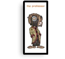 the guinea pig murders 4: professor wimbly... Canvas Print