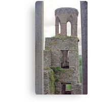 Tower, Blarney Castle Canvas Print