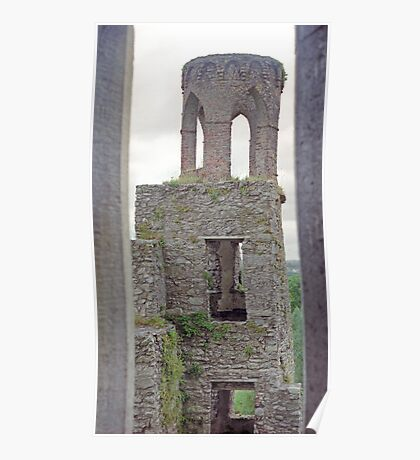 Tower, Blarney Castle Poster