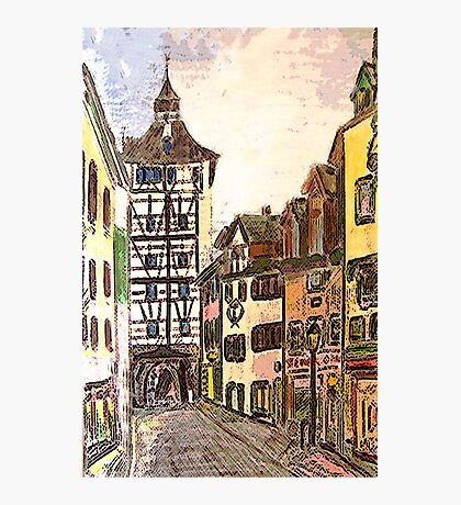 Kontanz, Germany Photographic Print