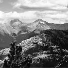 Banff Vista by jesrtl