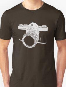 spotmatic white Unisex T-Shirt