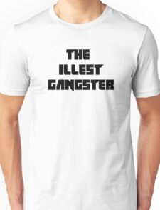 Chappie The illest gangster Unisex T-Shirt