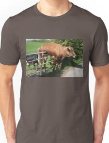 Cow and Gate. Unisex T-Shirt