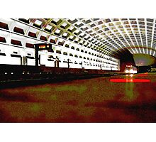 Virginia Square Metro II Photographic Print