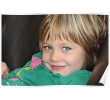 WILLA ...MY GRANDAUGHTER Poster