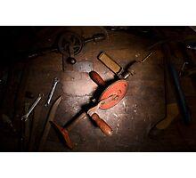 Furniture Maker Stills No. 4 Photographic Print
