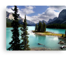 A Canadian Icon Canvas Print