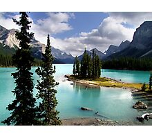 A Canadian Icon Photographic Print