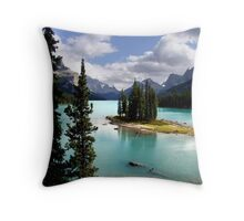 A Canadian Icon Throw Pillow