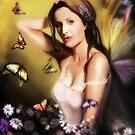 A Dreamy Fairy by Sundar Singh