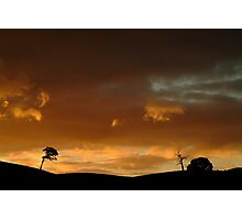 Pyrenees Sunset Photographic Print