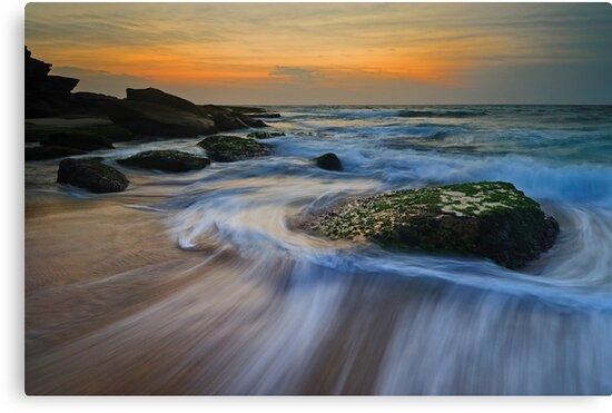 When Ocean Awakens... by Anton Gorlin