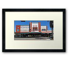 Art Deco Astor Theatre, Mt Lawley Framed Print