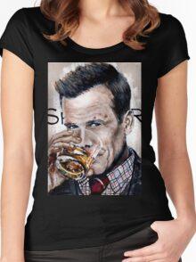 Macallan Specter Women's Fitted Scoop T-Shirt