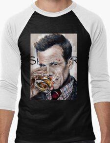 Macallan Specter Men's Baseball ¾ T-Shirt