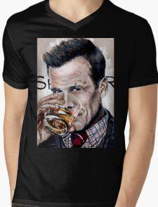 Macallan Specter Mens V-Neck T-Shirt