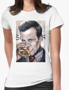 Macallan Specter Womens Fitted T-Shirt