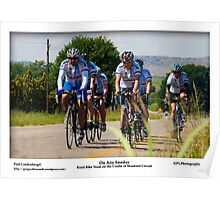 On Any Sunday - Road Bike Series Poster