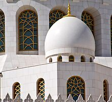 Sheikh Zayed Grand Mosque by Freelancer