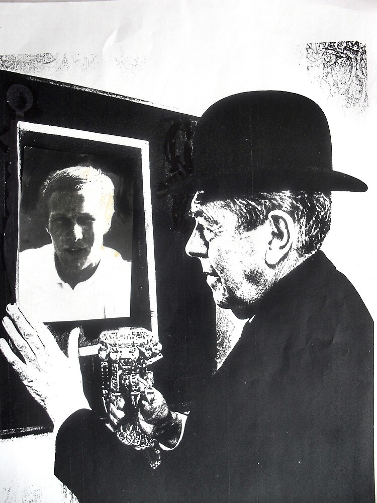 Magritte and Me Again. by Richard  Tuvey