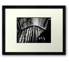 portcullis Framed Print