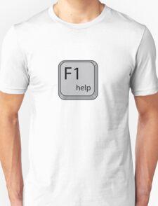 F1 help T-Shirt