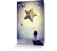 XVII. The Star Greeting Card