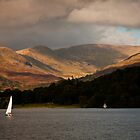 Sailing on Lake Windermere by Jack Jansen