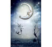 XVIII. The Moon Photographic Print